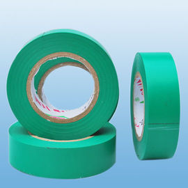 China colored PVC Rubber Resin adhesive high temperature insulation tape supplier