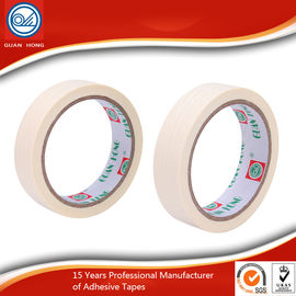 China BOPP polypropylene film bag strapping colored Masking Tape for high temperature supplier