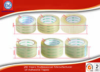 China Transparent BOPP  Self Adhesive Packaging Tape 48mm 55mm 60mm company