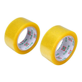 China Low Noise Colored Packing Tape Environment Protection Fragile distributor