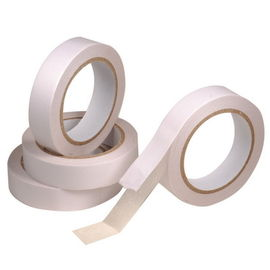 China Stationery high strength Double sided tissue tapes , two sided double faced tape factory
