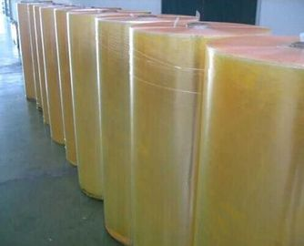 China industrial Transparent clear BOPP Jumbo Roll , parcel water based tape factory